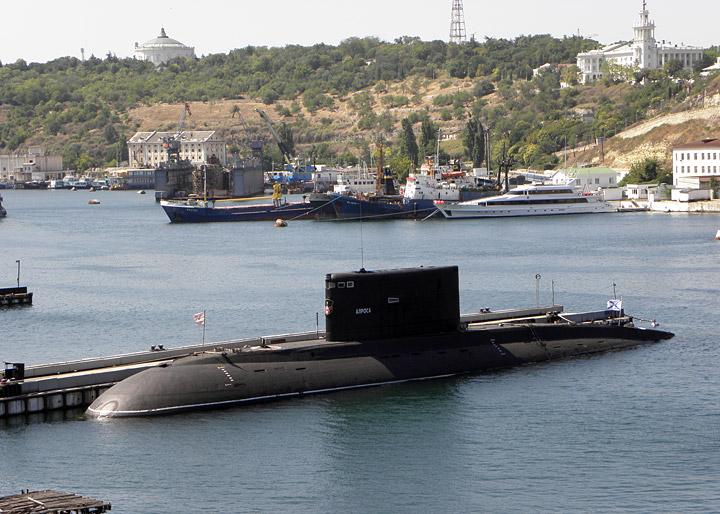 фото подводные лодки черноморского флота