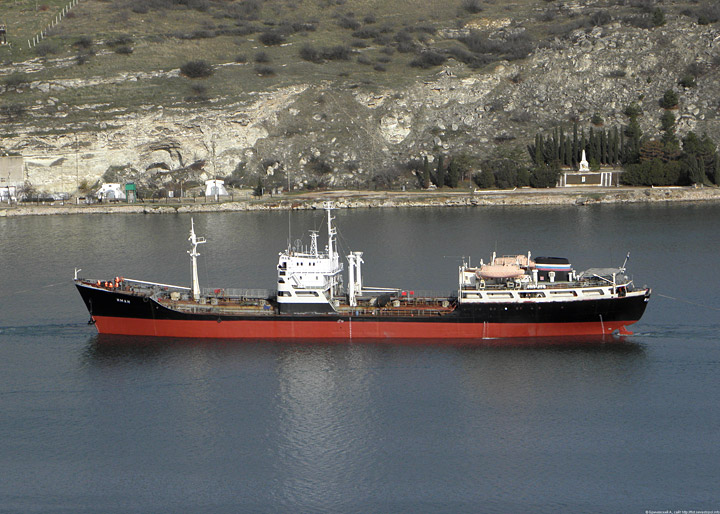 "Medium seagoing tanker ""Iman"""