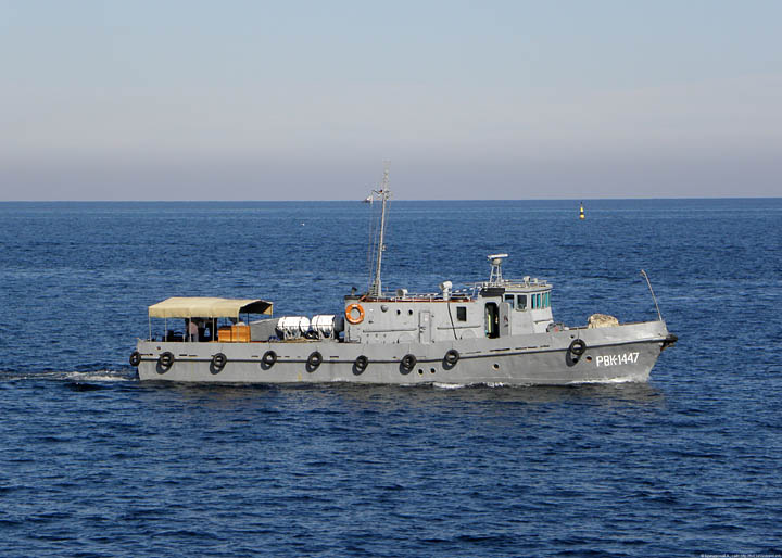 "Diving boat ""RVK-1447"""