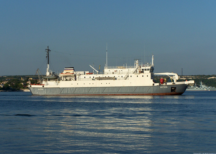 "Cable ship ""Setun"""