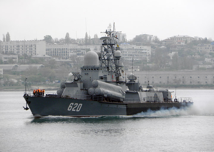 "Small Missile Ship ""Shtil"""