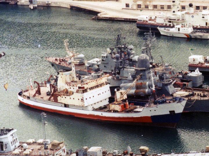 гидрографическое судно