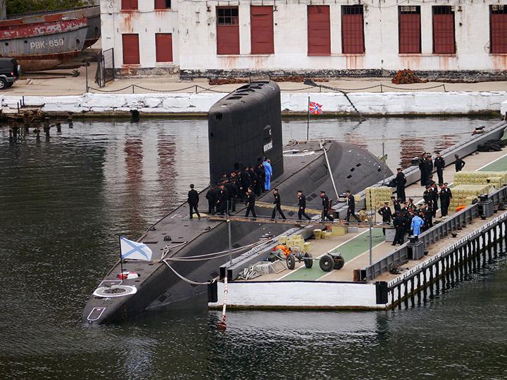 экипаж лодка новороссийск
