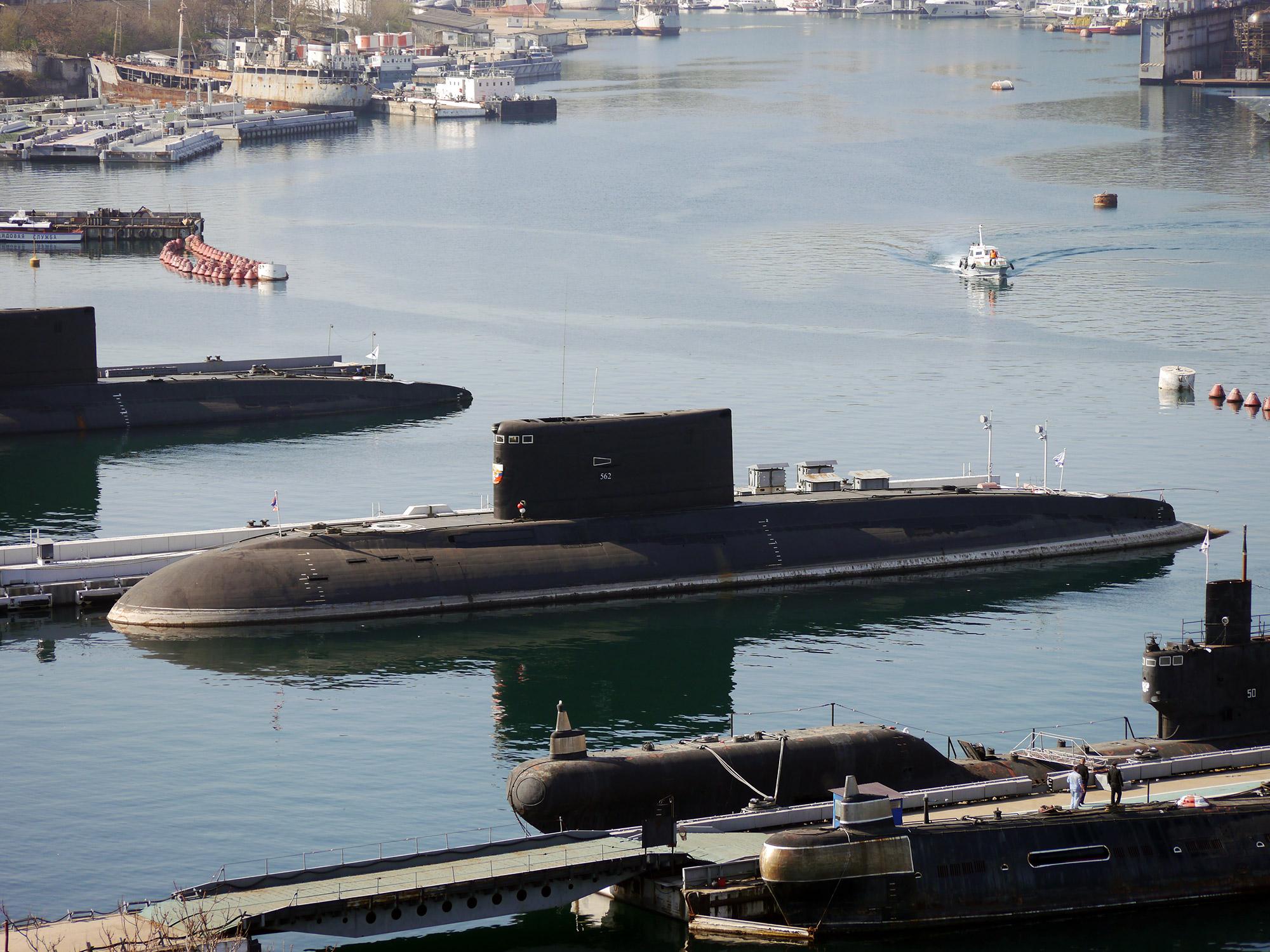 Подводная лодка краснодар фото