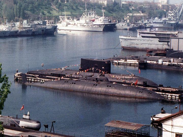 научно-исследовательская подводная лодка проекта 1710 белуга сс-533