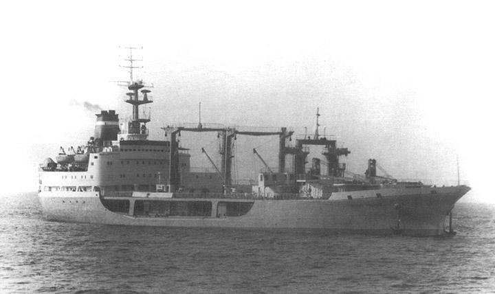 фото экипажа танкера борис чиликин обучалась